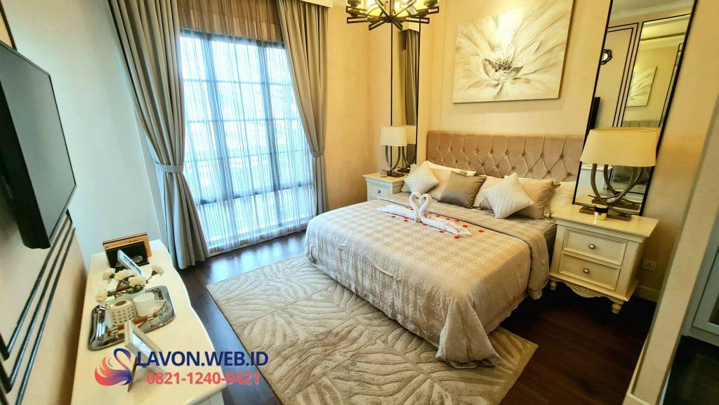 Lavon Swan City Tipe H Master Bedroom