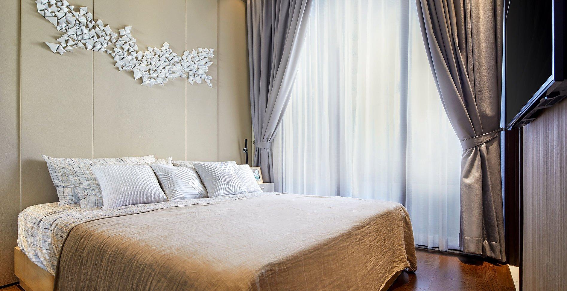 Lavon Swan City tipe B Master Bedroom