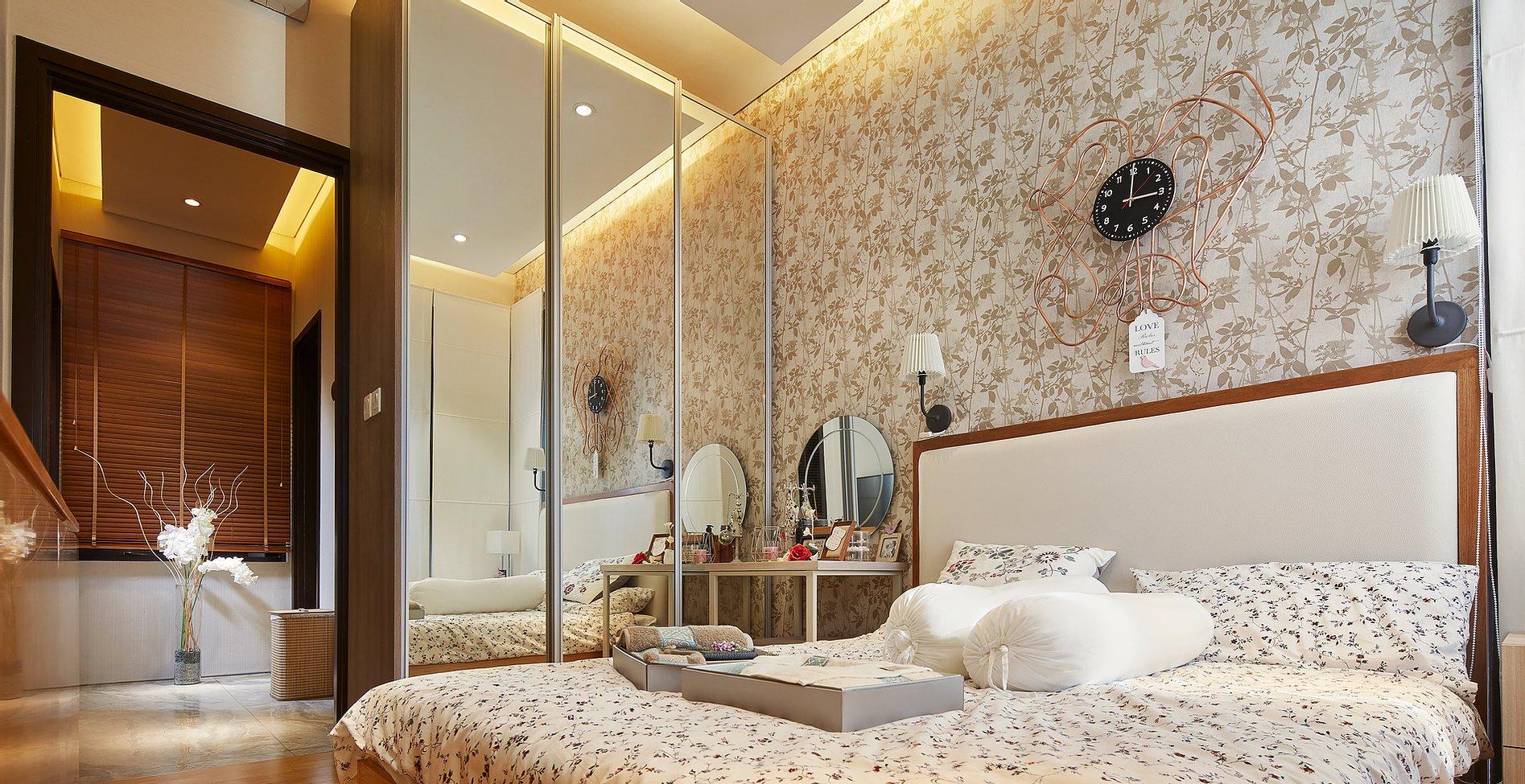 Lavon Swan City tipe C Master Bedroom