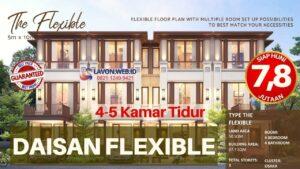 Harga Daisan Swan City Tipe Flexible