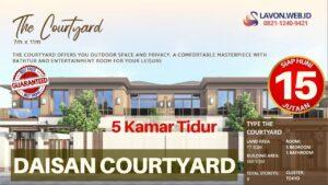 Harga Daisan Swan City Tipe Courtyard