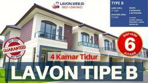Harga Lavon Swan City Tipe B 2021